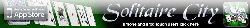 Click Here for iPhone Solitaire
